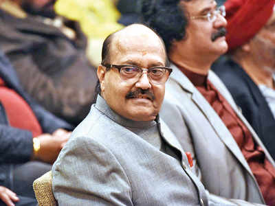 Rajya Sabha member, former SP leader Amar Singh passes away at 64