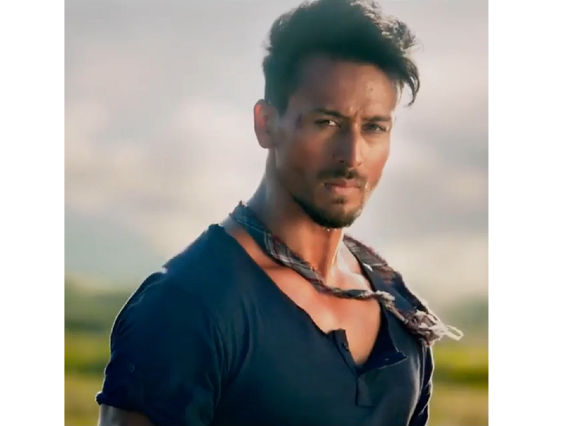 Tiger Shroff is all praise for fighters and stuntmen in the industry as he shares a throwback video; watch