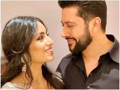 Aftab and Nin blessed with a baby girl