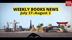Weekly Books News (July 27-August 2)