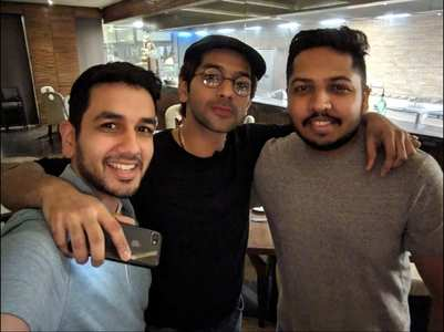 Vardhan Puri spills the beans on his BFFs