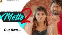 Check Out New Haryanvi Hit Song Music Video - 'Motto 2' Sung By Arvind Jangid