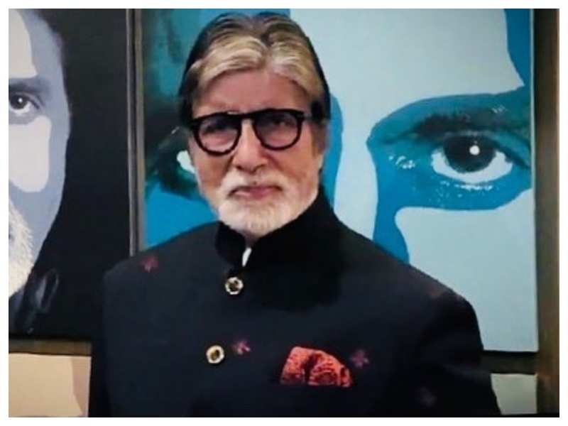 Picture Courtesy: Amitabh Bachchan Instagram