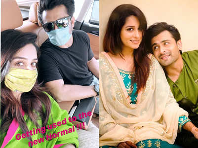 Dipika steps out with hubby Shoaib, see pic