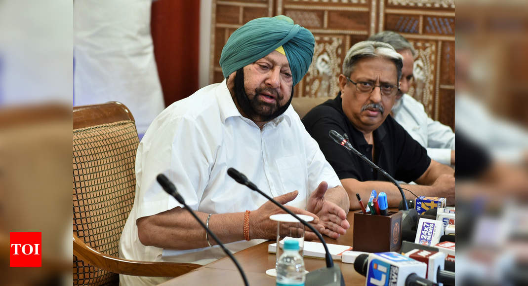 Liquor tragedy: 'Mind your own business', Amarinder tells Kejriwal on demand for CBI probe | India News – Times of India