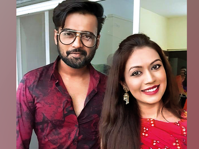 Manish Naggdev's roka with Malika Juneja