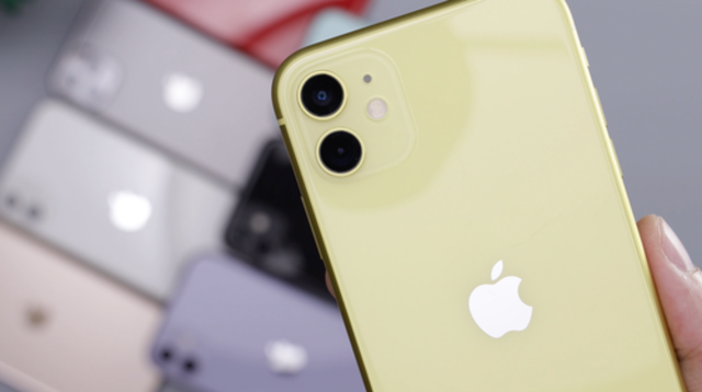 These are the two most 'popular' iPhones in the world