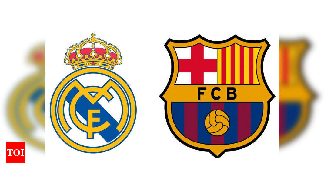 real madrid and fc barcelona are world football s most valuable brands football news times of india real madrid and fc barcelona are world