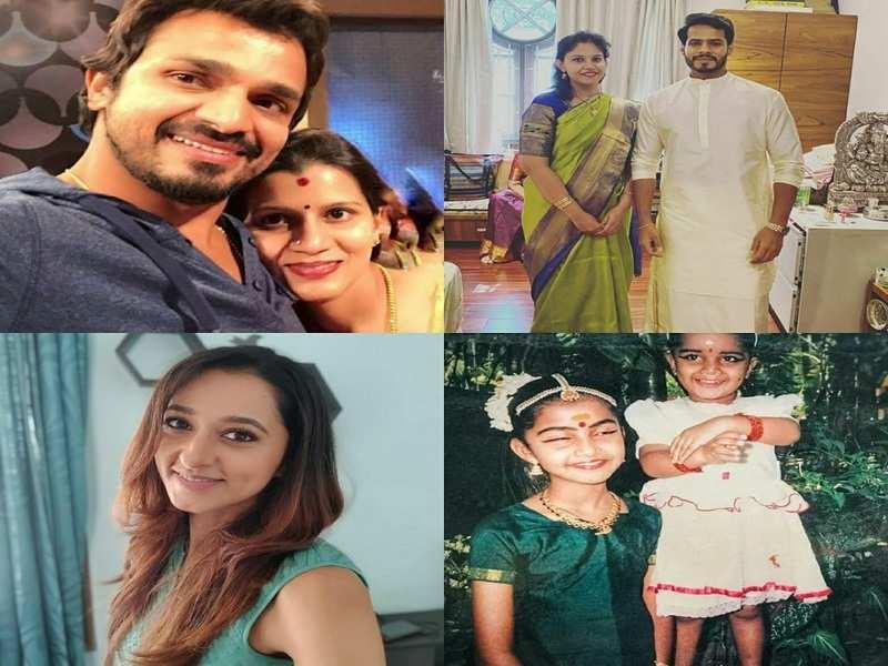 Kannada celebs share pictures, post sweet messages on Rakshabandhan