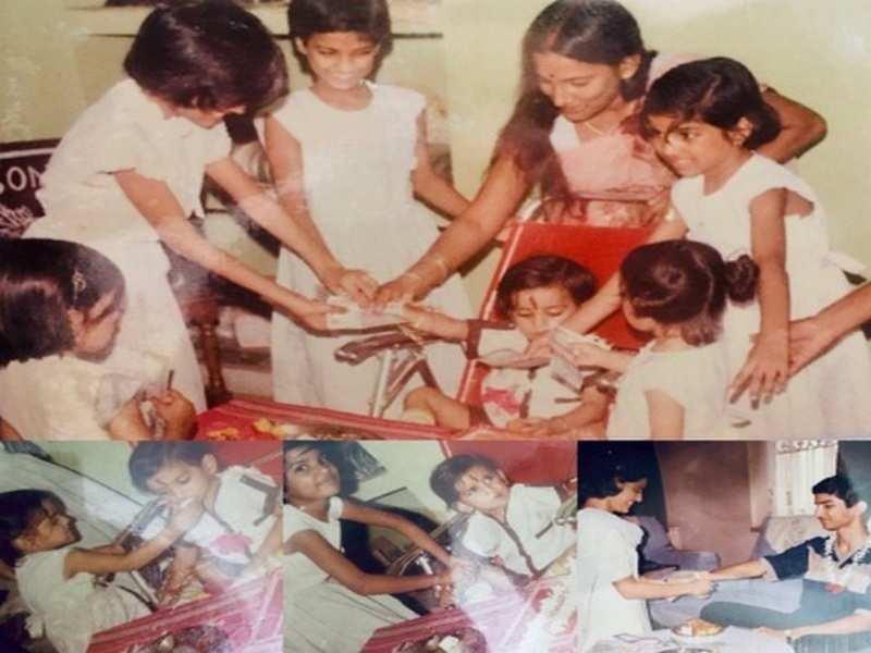 Sushant Singh Rajput's sister Shweta remembers 'baby' brother on Raksha Bandhan