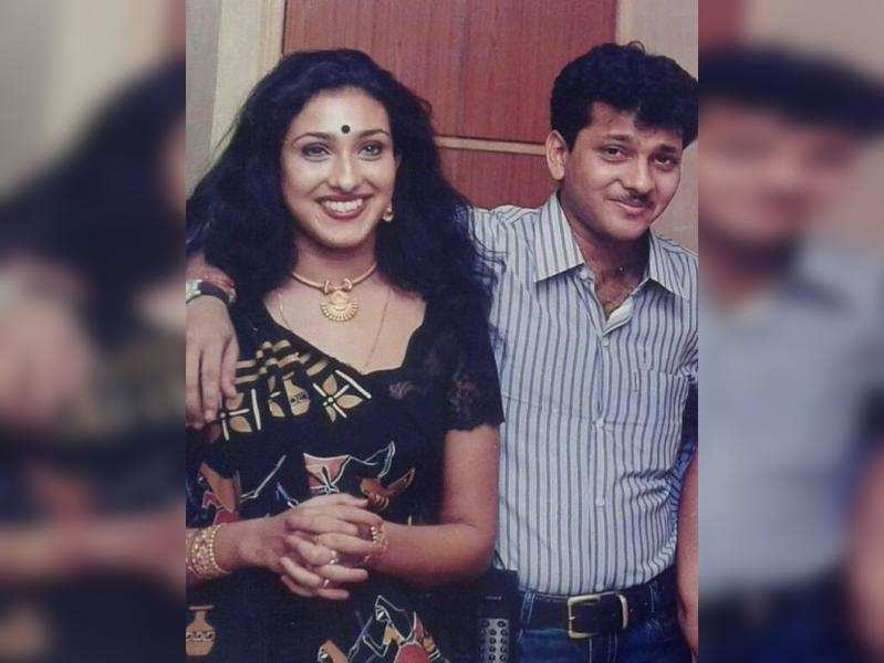 Rituparna misses her brother this Raksha Bandhan