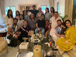 Bebo share a PIC from Kapoor's special lunch