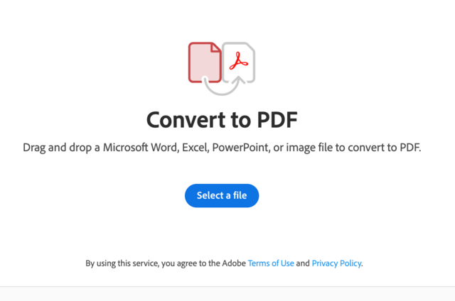 Now you can create, convert, sign PDF documents on Google Chrome