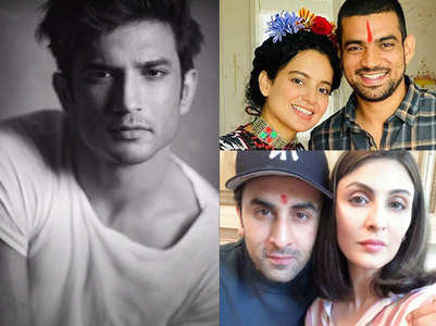 SSR Googled painless death; Celebs on Rakhi