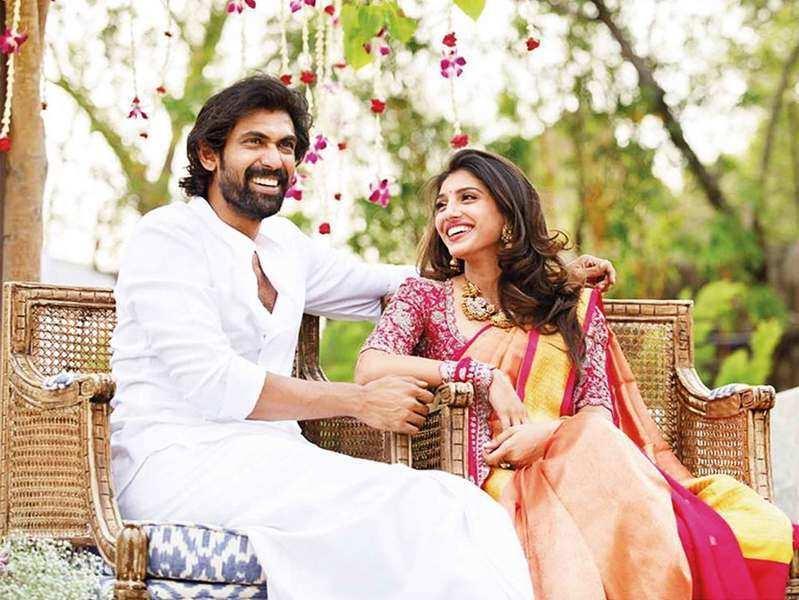 Simple, intimate and bio-secure: Rana, Miheeka wedding celebrations get underway