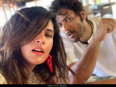 Richa-Ali push their wedding to early 2021