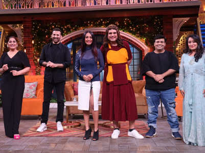 TKSS: Cast's family members come as guests