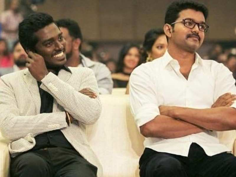 Blockbuster combo to comeback: Atlee to team up with Vijay shortly?