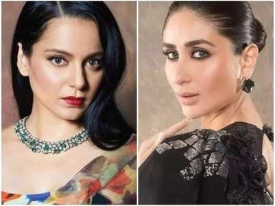 Kangana's team slams Kareena & 'nepo kids'