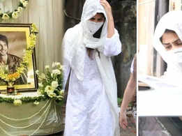 Rhea Chakraborty wasn't allowed to attend Sushant Singh Rajput's funeral, lawyer reveals