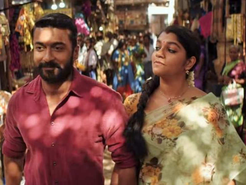 Kaattu Payale from Suriya's Soorarai Pottru in top 100 songs on YouTube
