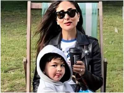 Taimur-Kareena's pic will melt your heart