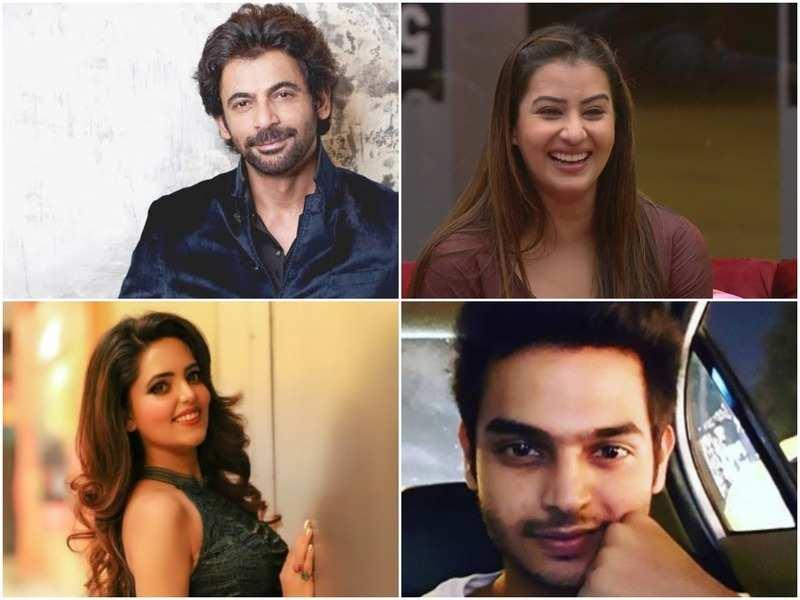 Sunil Grover, Shilpa Shinde, Sugandha Mishra and Siddharth Sagar will be part of 'Comedy Stars'