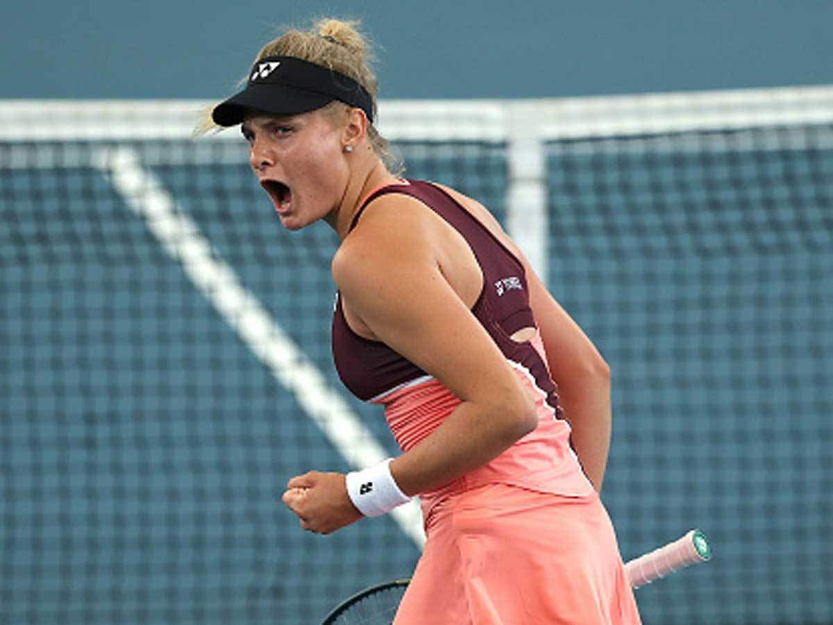 Palermo Ladies Open Mental Adjustment Crucial In Return To Court Dayana Yastremska Tennis News Times Of India