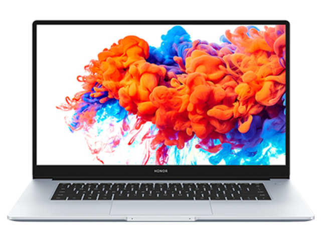 HONOR's first laptop HONOR MagicBook 15 makes its debut with 3 breakthrough India first innovations