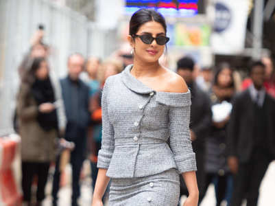6 Bollywood celebrities who have aced the skirt-suit look