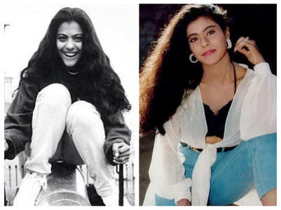 HBD, Kajol: Rare pictures of the actress