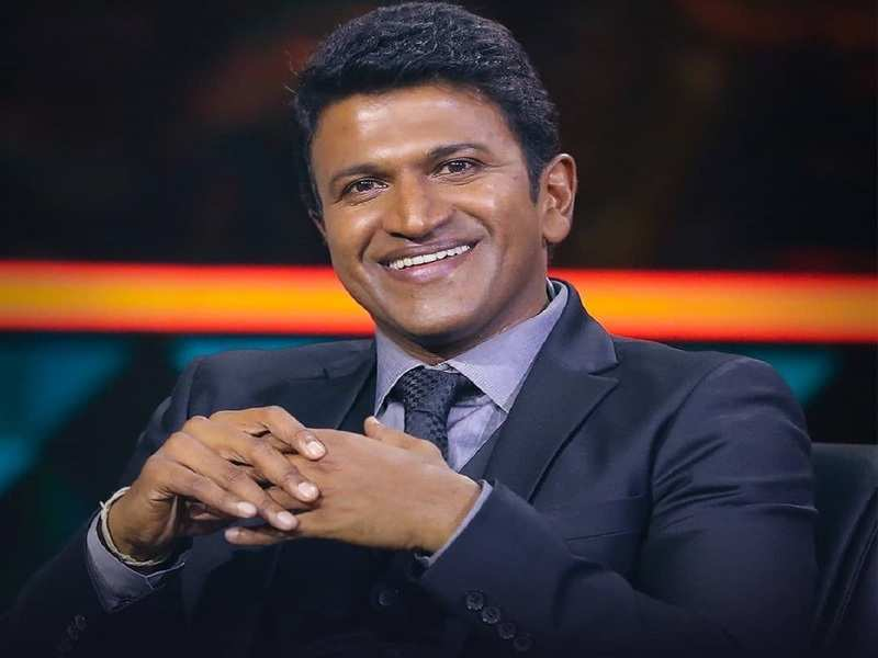Puneeth Rajkumar gets candid in his recent live session