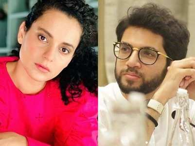 Kangana on Aditya's 'dirty politics' claim