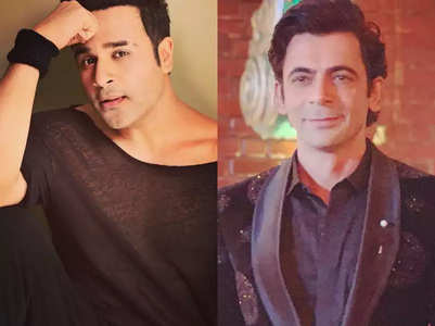 Krushna on being compared to Sunil Grover