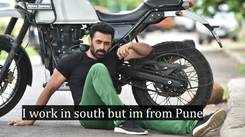 I work in south industry but I am from Pune says Dev Gill