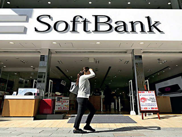 SoftBank's Q1 cash flow jumps 50% as broader group retrenches