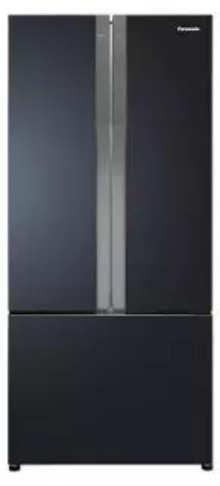 Panasonic NR-CY550QKXZ 551 Ltr Side-by-Side Refrigerator