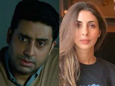 "Abhishek's sister asks him to ""hang in there"""