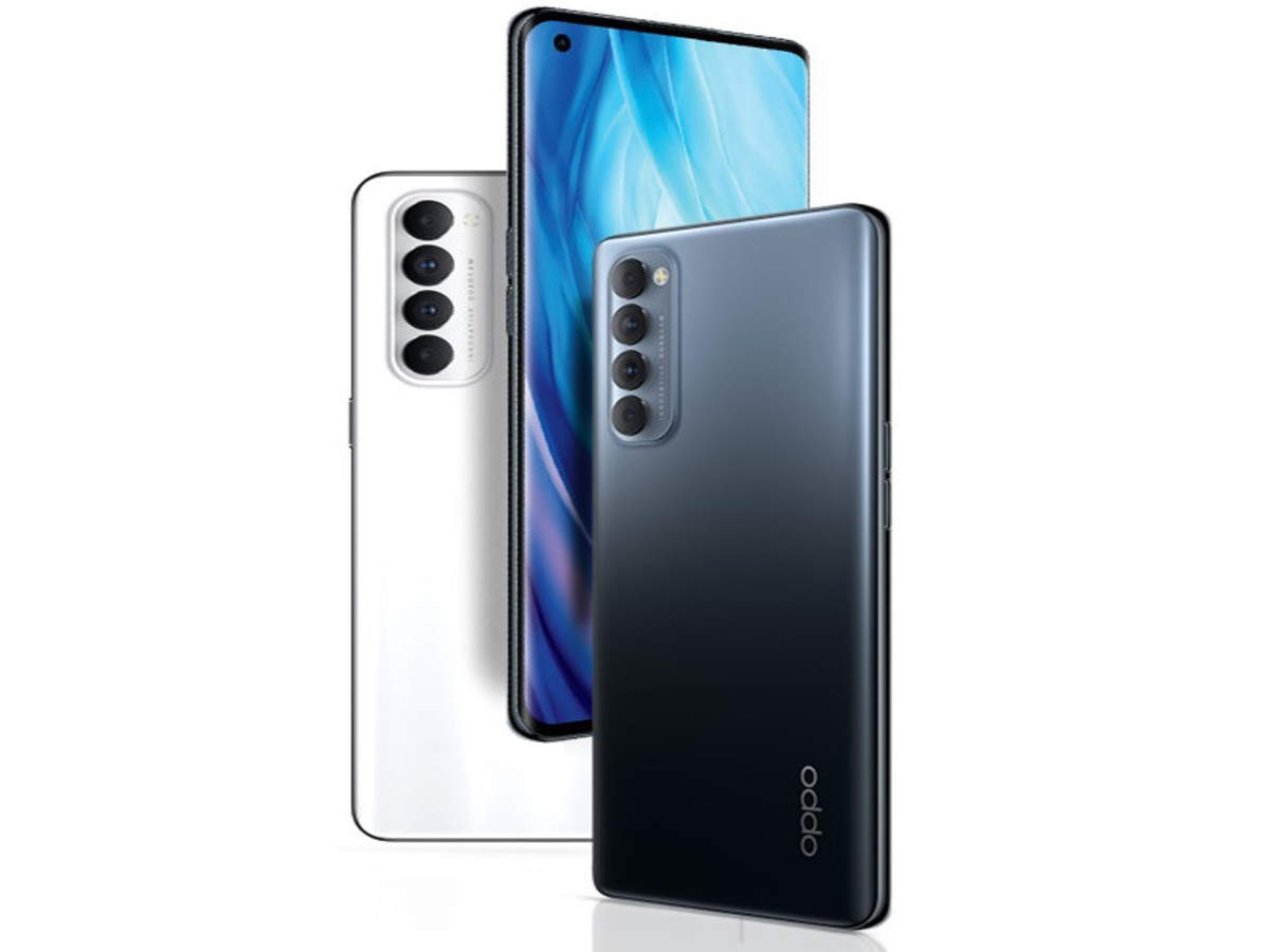 Oppo Reno 4 Pro Sale Starts Today Price Offers Specifications And More Times Of India