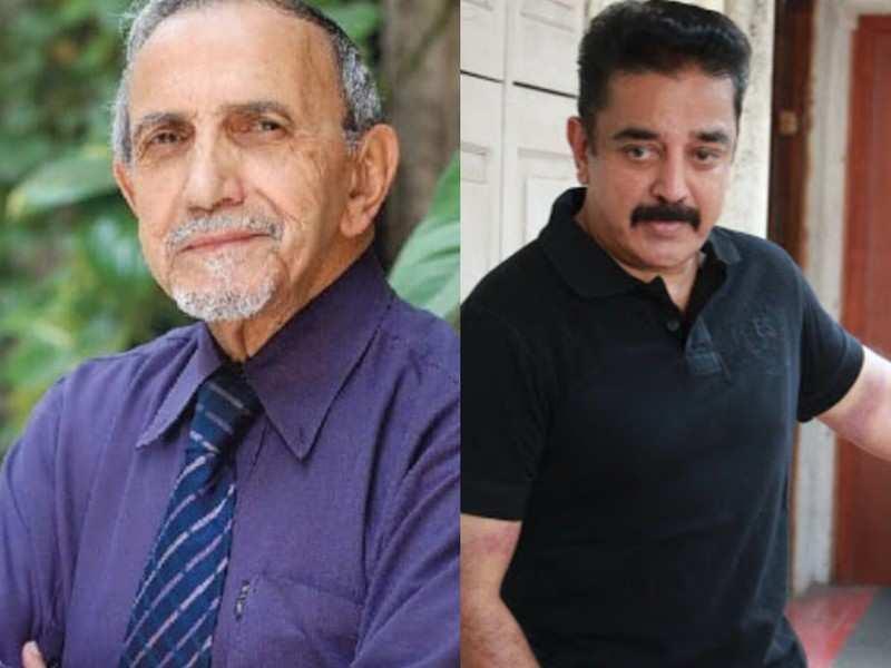 Kamal Haasan: Mr. Ebrahim Alkazi will be remembered for many generations