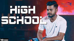 Watch Out Popular 'Haryanvi' Song Music Video - 'High School' Sung by Ansh, Speedy Anuj