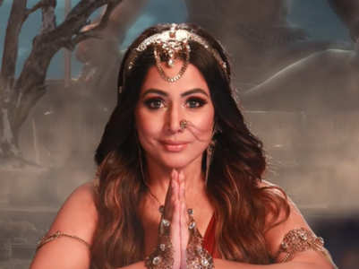 Here's when Hina's Naagin 5 will go on air