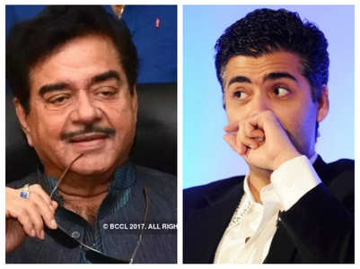 Shatrughan Sinha comes in support of KJo