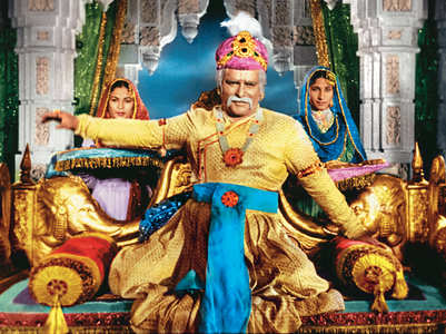 Lesser known facts about 'Mughal-e-Azam'
