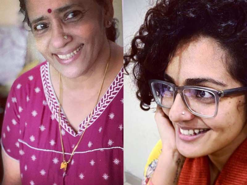 Parvathy feels like her mom after getting her nose pierced