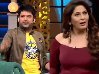 Funny video of Kapil taking a dig at Archana