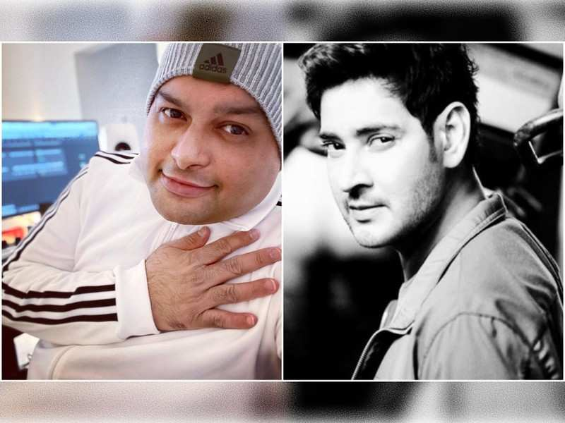 Thaman S hints at a Saraku Vaari Paata update on Mahesh Babu's birthday