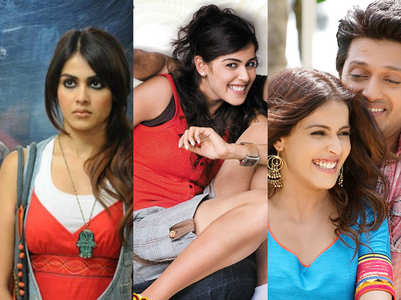 Genelia D'Souza's evergreen Bollywood roles