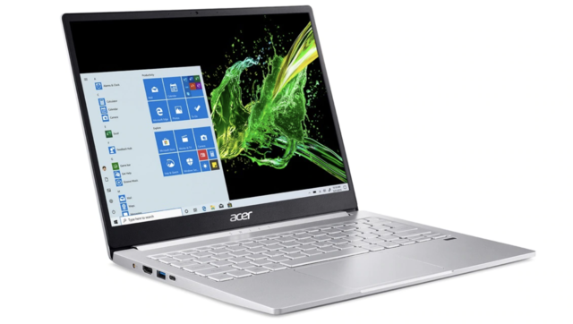 Acer Swift 3 laptop launched at Rs 64,999