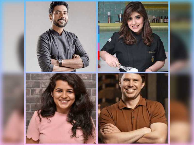 Bengaluru foodies to cook along with their favourite celebrity chefs